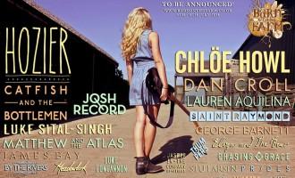 Chloe Howl To Headline Barn On The Farm Festival