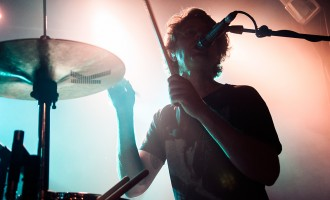 Blood Red Shoes: O2 Academy 2, Birmingham – 24/04/2014