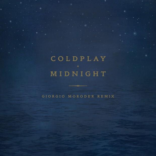 LISTEN: Coldplay – 'Midnight (Giorgio Moroder Remix)'