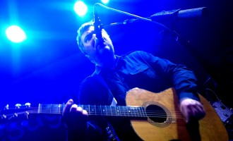 Jimi Goodwin: The Sugarmill, Stoke – 04/04/2014