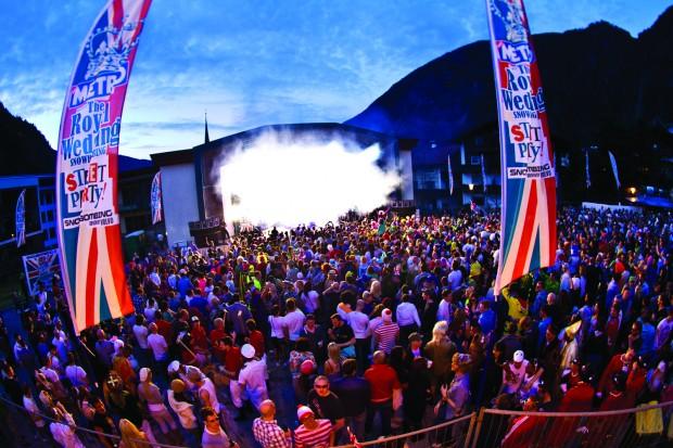 Man Dies At Austria's Snowbombing Festival