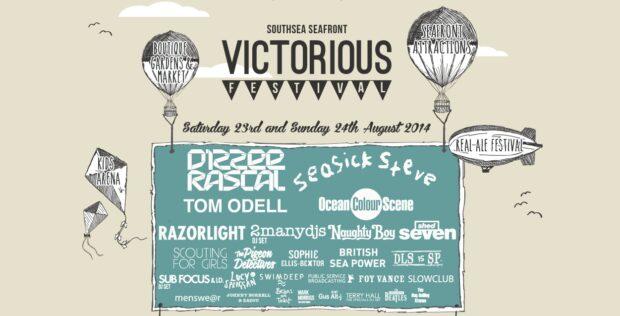 Portsmouth Victorious Festival Announces Line Up