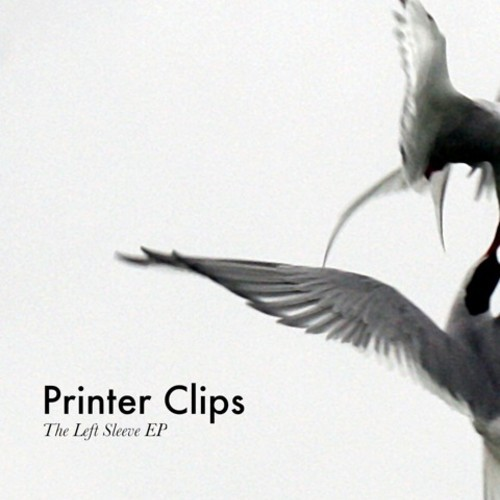 Printer Clips – The Left Sleeve EP