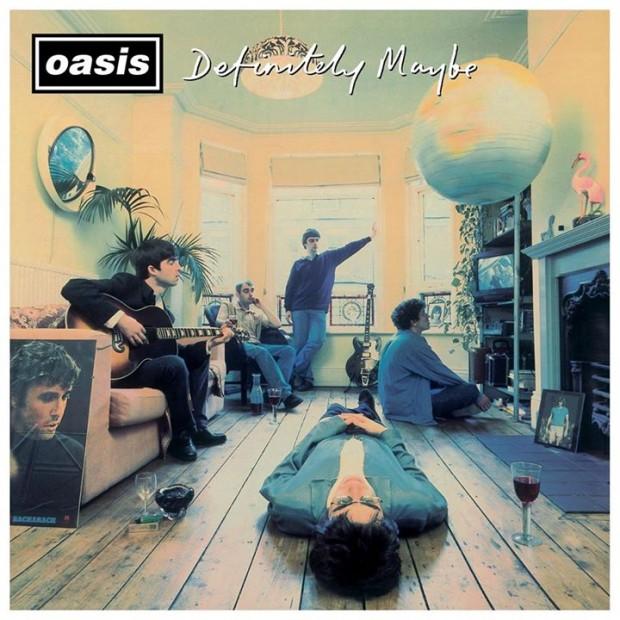 Oasis – 'Definitely Maybe' (Reissue)