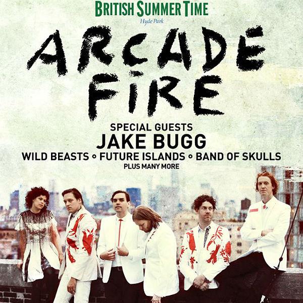 Arcade Fire Announce New London Festival Slot