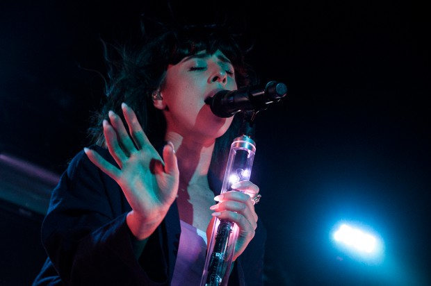 Foxes: The Library, Birmingham – 27/05/2014