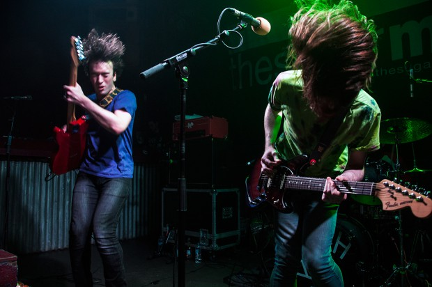 Pulled Apart By Horses: The Sugarmill – 02/05/2014