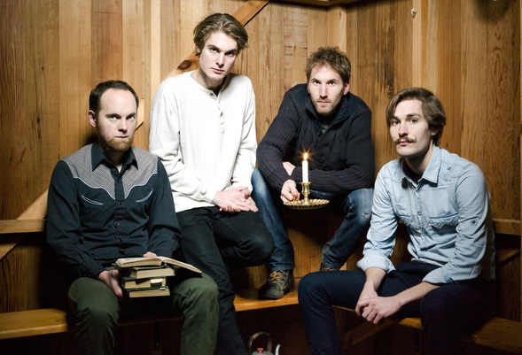 Stornoway Announce New Album for 2015