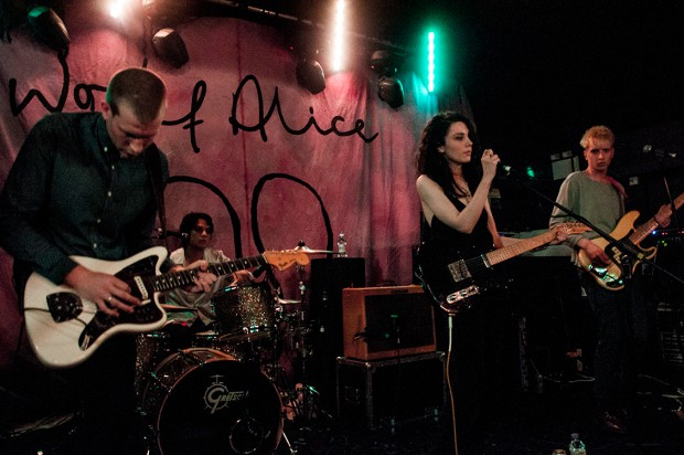 Wolf Alice Announce Intimate UK Tour Next Month