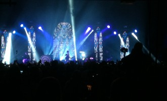 Panic! At The Disco: Civic Hall, Wolverhampton – 10/05/2014