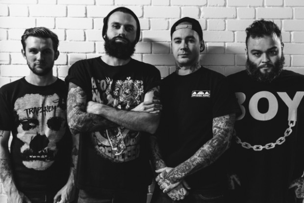 LISTEN: Gallows – 'Wristslitter'