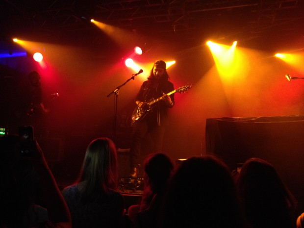 Ron Pope: The Liquid Room, Edinburgh – 25/07/2014