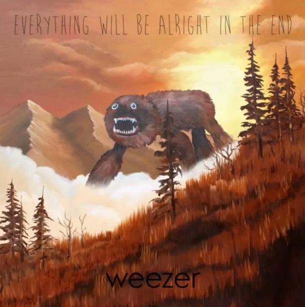 Weezer Unveil Forthcoming Album Artwork
