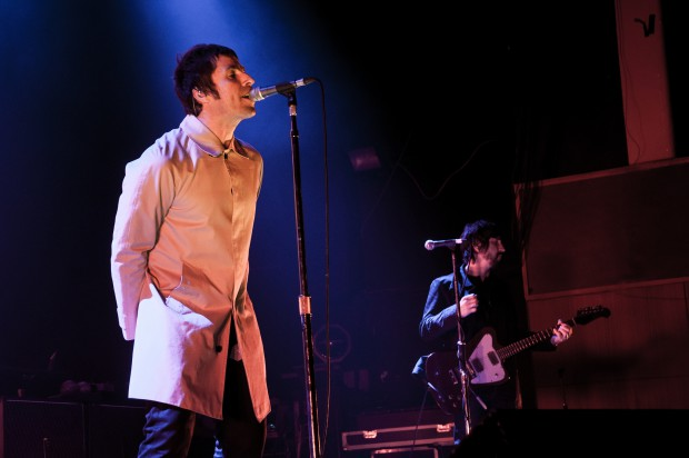 Liam Gallagher Confirms Beady Eye Have Split Up