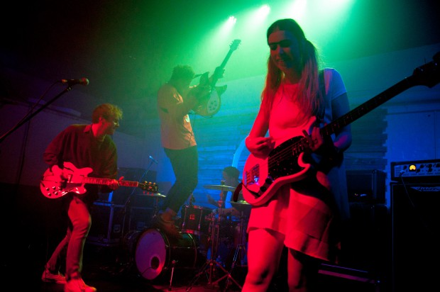 Superfood Announce New European Tour Including UK Dates