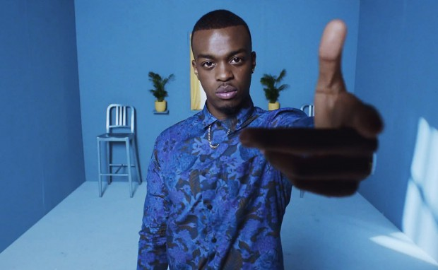 George The Poet Announces Debut Poetry Book