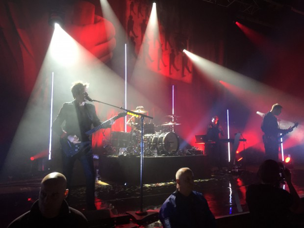 Muse: The Centre, Newport – 19/03/2015