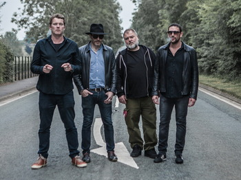 Dodgy confirm release of their brand new album 'What Are We Fighting For'