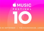Apple Music Festival Returns Next Month