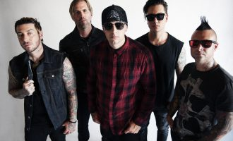 Avenged Sevenfold – Genting Arena, Birmingham – 2017-01-13