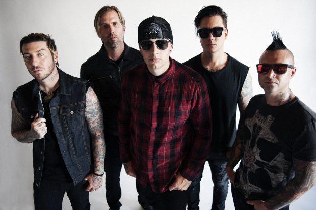 Avenged Sevenfold – Genting Arena, Birmingham – 2017-01-13