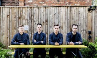 Dutch Uncles Share 'Streetlight'