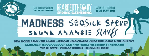 Bearded Theory Announces A Huge Lineup For 2017