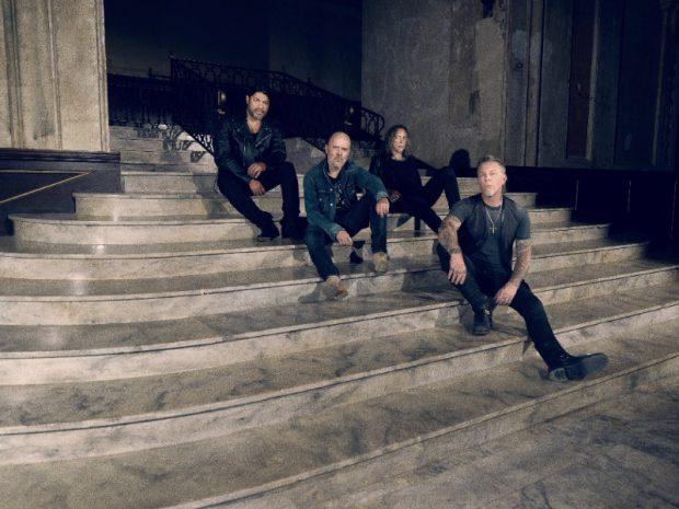 Metallica Announce UK Dates As Part of World Tour