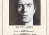 Liam Gallagher Announces A Huge UK Tour