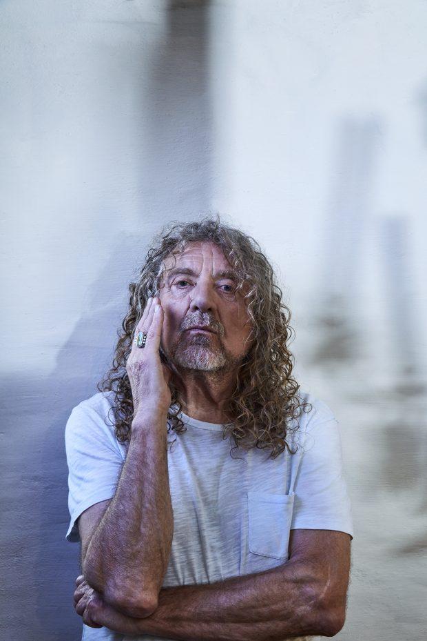Robert Plant Announces New Album & UK Tour