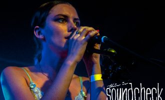 2017-08-16 – Wolf Alice – The Venue, Derby