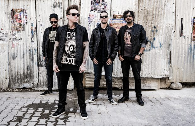 Papa Roach To Play UK Dates In October