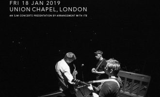 Irish Troubadours Bell X1 Announce London Show