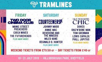 Tramlines 2019