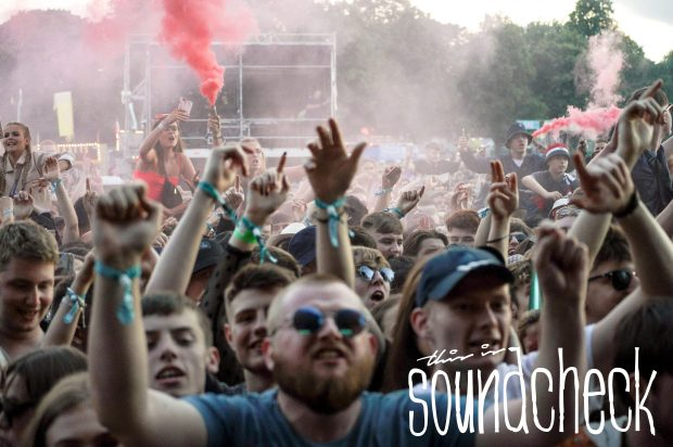 2019/07/19-21 – Tramlines Festival – Hillsborough Park, Sheffield