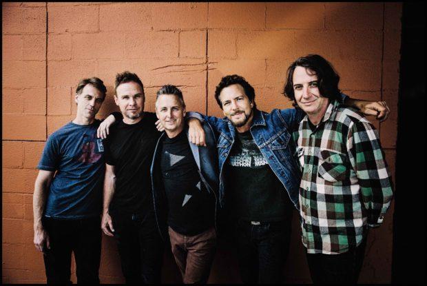 Pearl Jam Unveil New Single, Album & Tour Dates