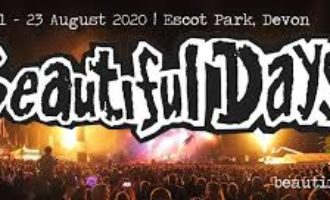 BEAUTIFUL DAYS 2020: Line Up Announcement