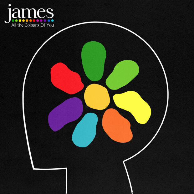James – 'All The Colours of You'