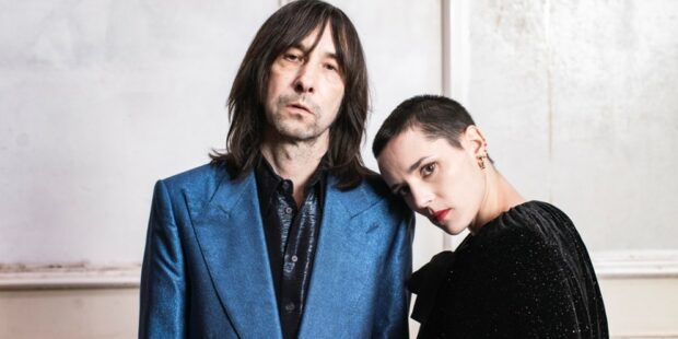Bobby Gillespie & Jehnny Beth Announce UK Tour